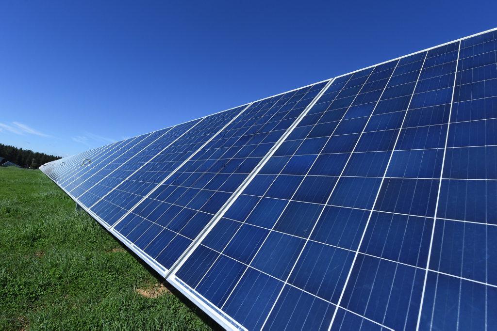 Solar Q has proposed to build Australia's largest solar farm at Lower Wonga.