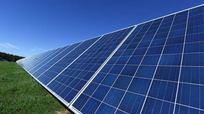 Solar Q has proposed to build Australia's largest solar farm at Lower Wonga.