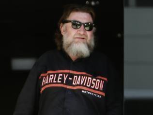 Patrick Moloney leaving court.