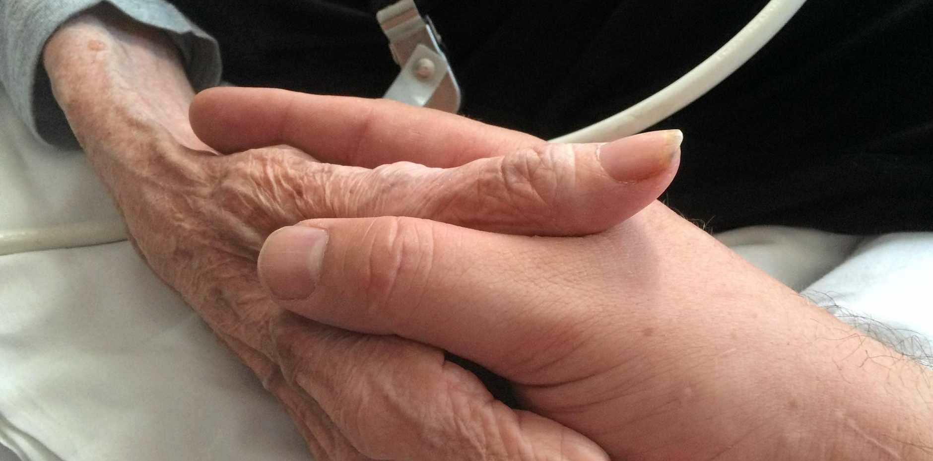 END-OF-LIFE: QUT is looking for people to help with its research into what are the barriers people experience in decision making about end-of-life.