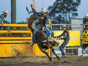 It's live action: Gargett Rodeo returns