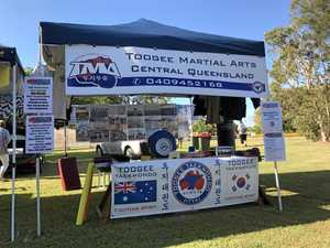 Free intro class at Boyne for Toogee Martial Arts