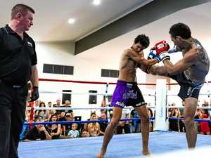 Locals put on KO of a show