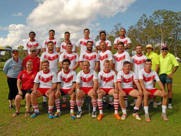 KICKING GOALS: Six players have been selected from the 2017 Central Burnett Rugby League team to play in the 47th battalion.