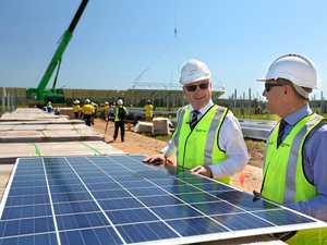 Australia's biggest solar farm planned for Gympie