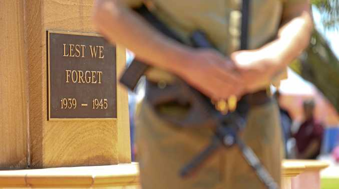 Anzac Day services will be held throughout the Mackay-Isaac-Whitsunday region on Tuesday, April 25.