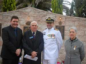 Town gets ready to mark Anzac Day