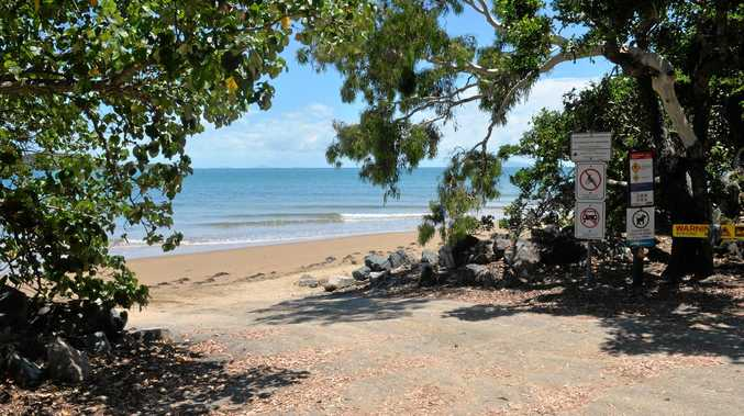 Mackay Regional Council has delayed a decision on whether or not to allow parking on Shoal Point Beach.