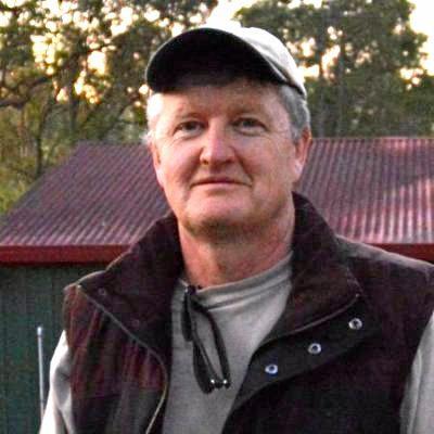 Solar Q managing director Scott Armstrong.