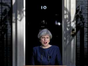 British PM announces shock election