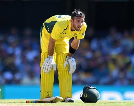 Glenn Maxwell has been in form for the Australian One-Day team.