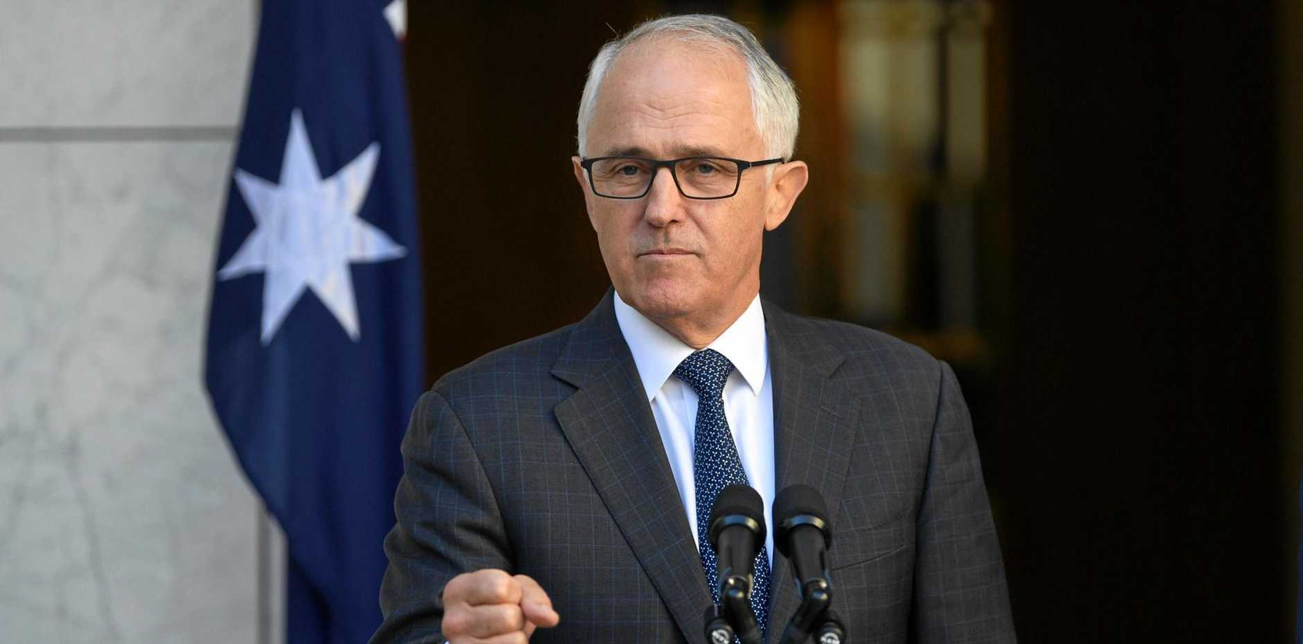 JOBS FOR AUSSIES: Malcolm Turnbull believes abolishing the 457 visa program will benefit the nation.