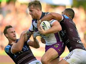 Melbourne Storm defence not up to scatch