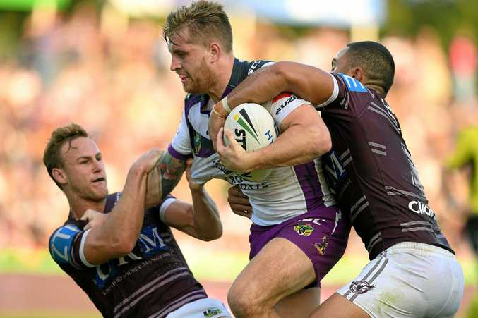 Cameron Munster of the Storm