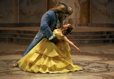 SPECIAL SCREENING: The Moncrieff's first sensory movie is Beauty and the Beast.