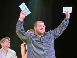 Harbour Fest talent quest winner chose song onstage