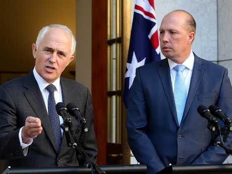 PM Malcolm Turnbull and Minister for Immigration Peter Dutton made the announcement on Tuesday.