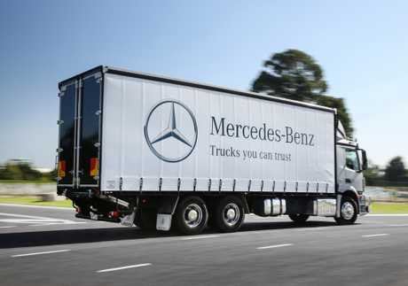 Mercedes-Benz safety safety technology now available in Australia