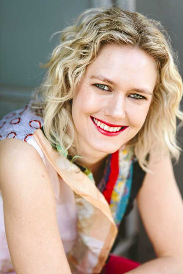 Author Anna Daniels will launch her first novel, Girl in Between, next week. She will be in Rockhampton this weekend to talk about the inspiration behind the book and to detail which areas of Rockhampton feature in it.