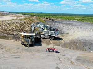 New mine pit explorating leads to 250 CQ jobs