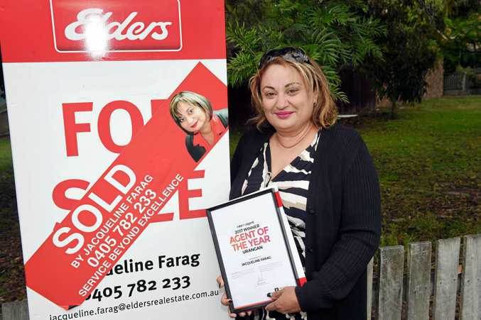 SOLD: Real Estate Agent Jacqueline Farag has seen a spike in homes selling on the Fraser Coast, with Urangan, Point Vernon and Maryborough tipped as hotspots.