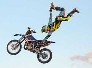 Lismore's own daredevil flies high with Nitro Circus
