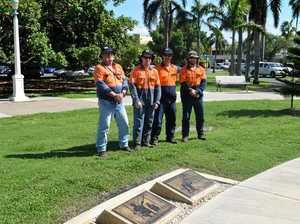 Special reason to have Jubilee Park looking its best for Anzac Day