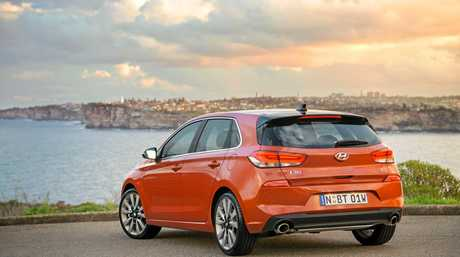 The 2017 Hyundai i30 will be launched this month.