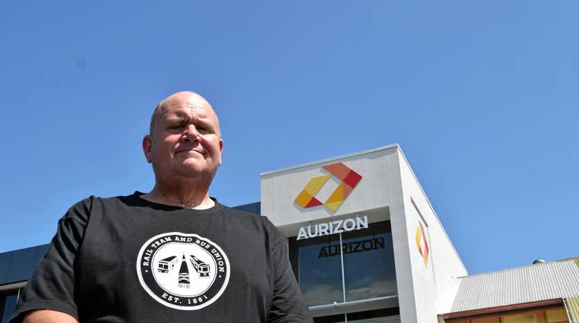 Rail, Tram and Bus Union Queensland state president Bruce Mackie expects Aurizon and BMA employees stood down after cyclone damage to coal rail lines to be back at work soon.
