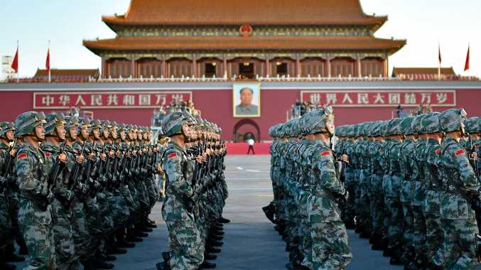 China has announced a major military boost to guard its sovereignty and development interests and ensure