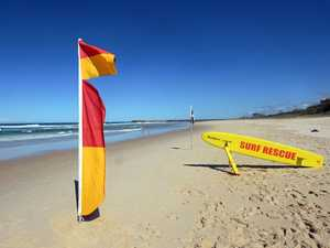 Lifesavers set to lower the flags