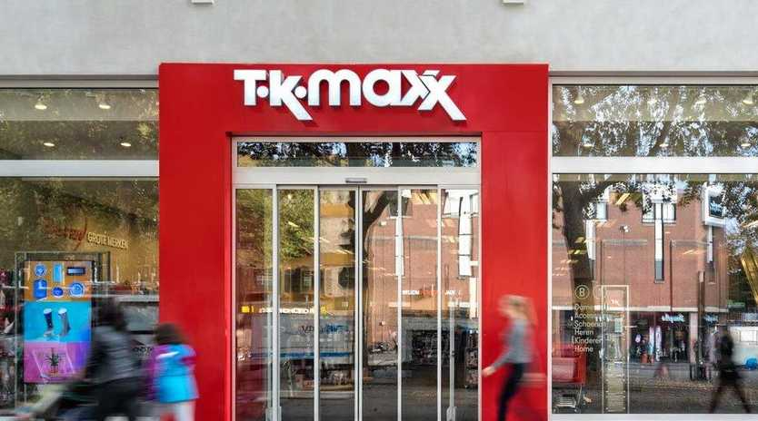 European chain department store TK Maxx is opening in Toowoomba on Saturday, May, 6.