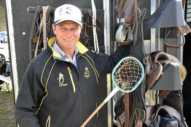 FIRST TEST: Western Australian player BJ Thomas is debuting at Test level this week in Warwick.