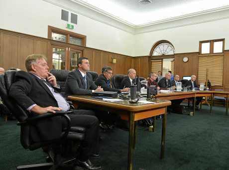 Gympie Regional Council in action.