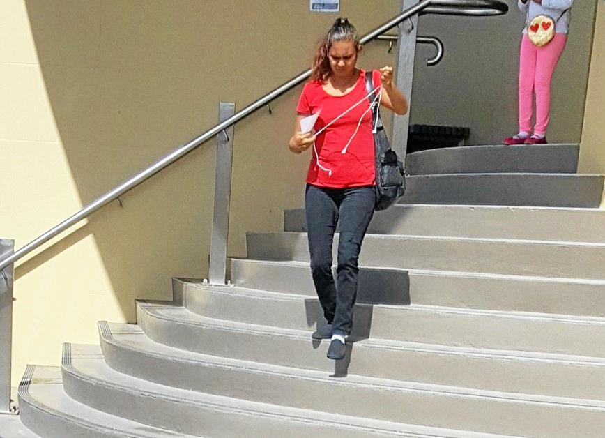 Dana Renae Edgar faced Mackay Magistrates Court on Thursday.