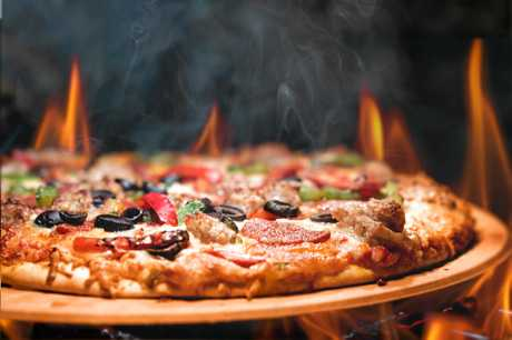 Pizza will be on the menu at the Jayco Mackay Italian Street Party.