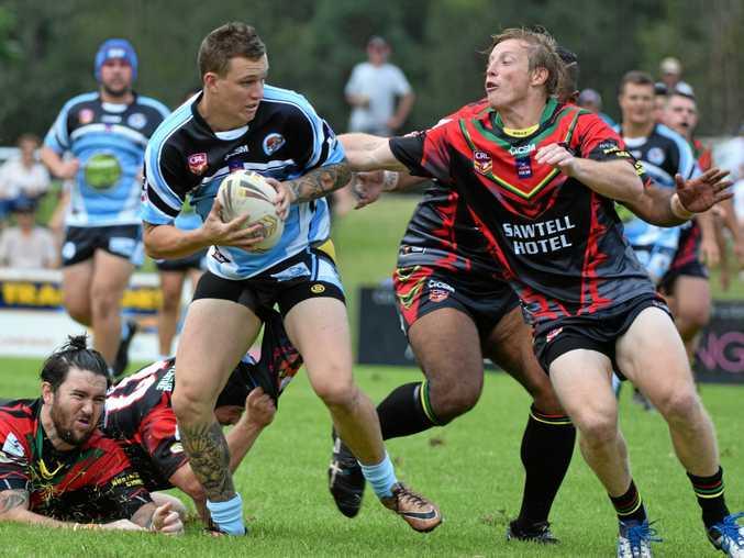 Both Woolgoolga's Brad Collinson and Sawtell's Lachie Miller have been selected in a 22-man squad Group 2 selectors have picked for its under-23 team.