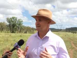Glenn Butcher on State Development land sale