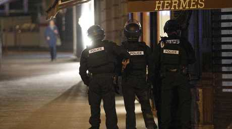 TERRORISTS appear to have once again struck at the heart of Paris, shooting one police officer dead and seriously injuring two others on the iconic Champs Elysees boulevard