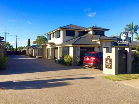 FOR SALE: One of Toowoomba's top luxury motels is up for sale, and could for millions.