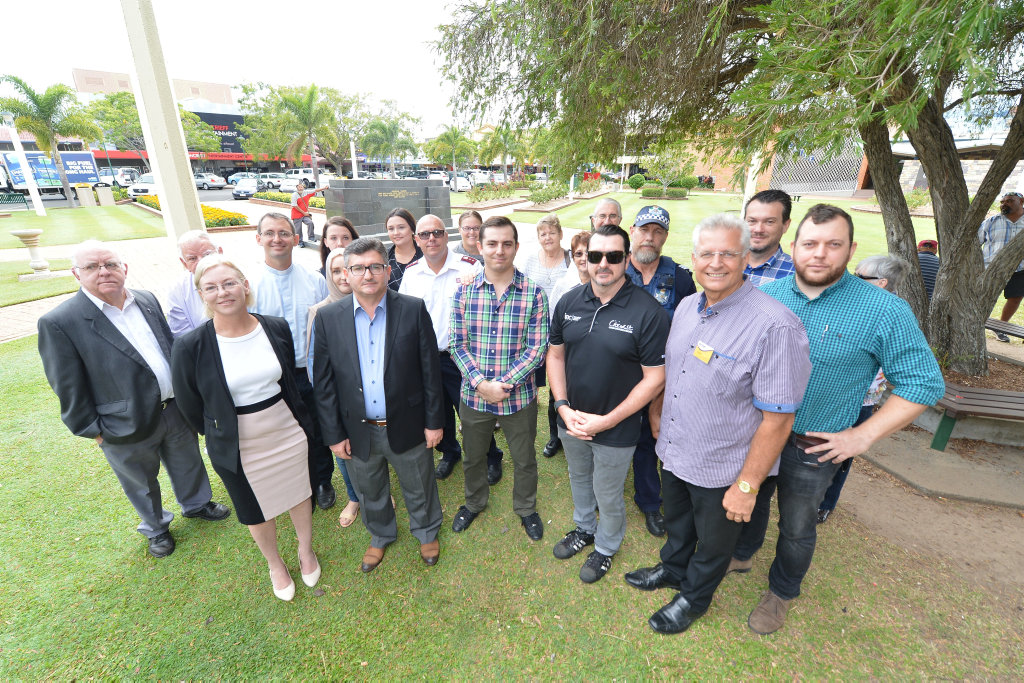 Member for Bundaberg Leanne Donaldson and Bundaberg religous leaders have called for an end to bigotry and racisim in the region.