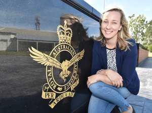 Air Force Recruit - Sarah Alcorn