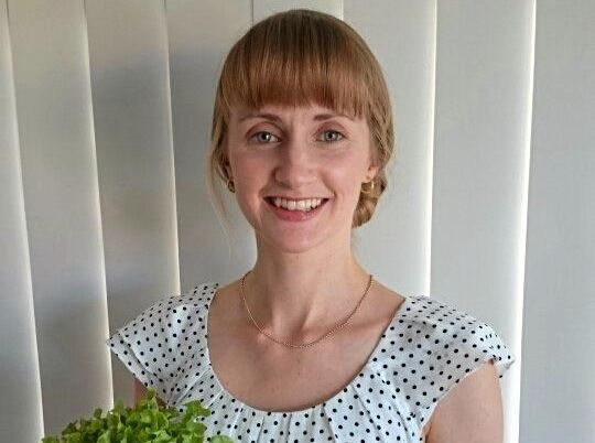 EAT MORE VEGGIES: Healthy Lifestyles Australia dietician Molly Goode encourages Aussies to eat more vegetables in their diets.