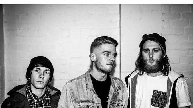 ON THE BEACH: Melbourne indie rock band City at Midnight will play Yamba's Pacific Hotel this weekend.