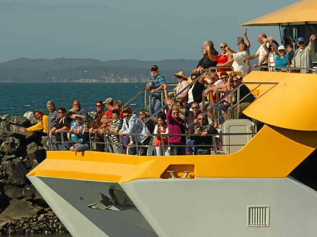 Mother's Day Sunset Cruise will be held on the Spirit of Hervey Bay.