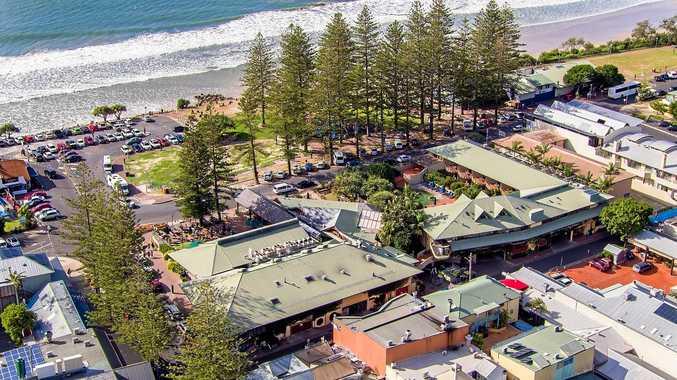 The Beach Hotel, Byron Bay.