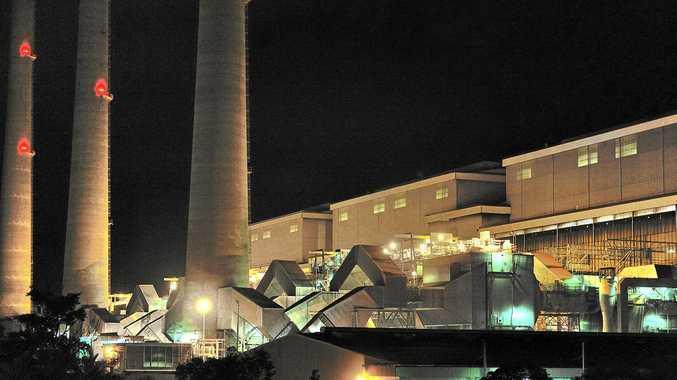 NRG Gladstone Power Station.