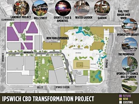 CBD development to get underway.