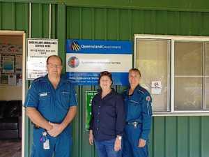 Oakey paramedic helps in Cyclone Debbie devastation