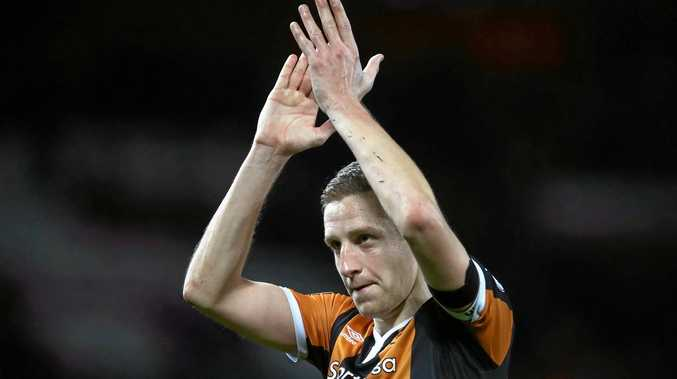 Hull City skipper Michael Dawson.